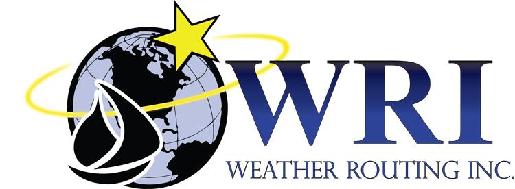 WRI Logo Weather Routing Inc