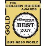 SYSPRO Golden Bridge Award 2017