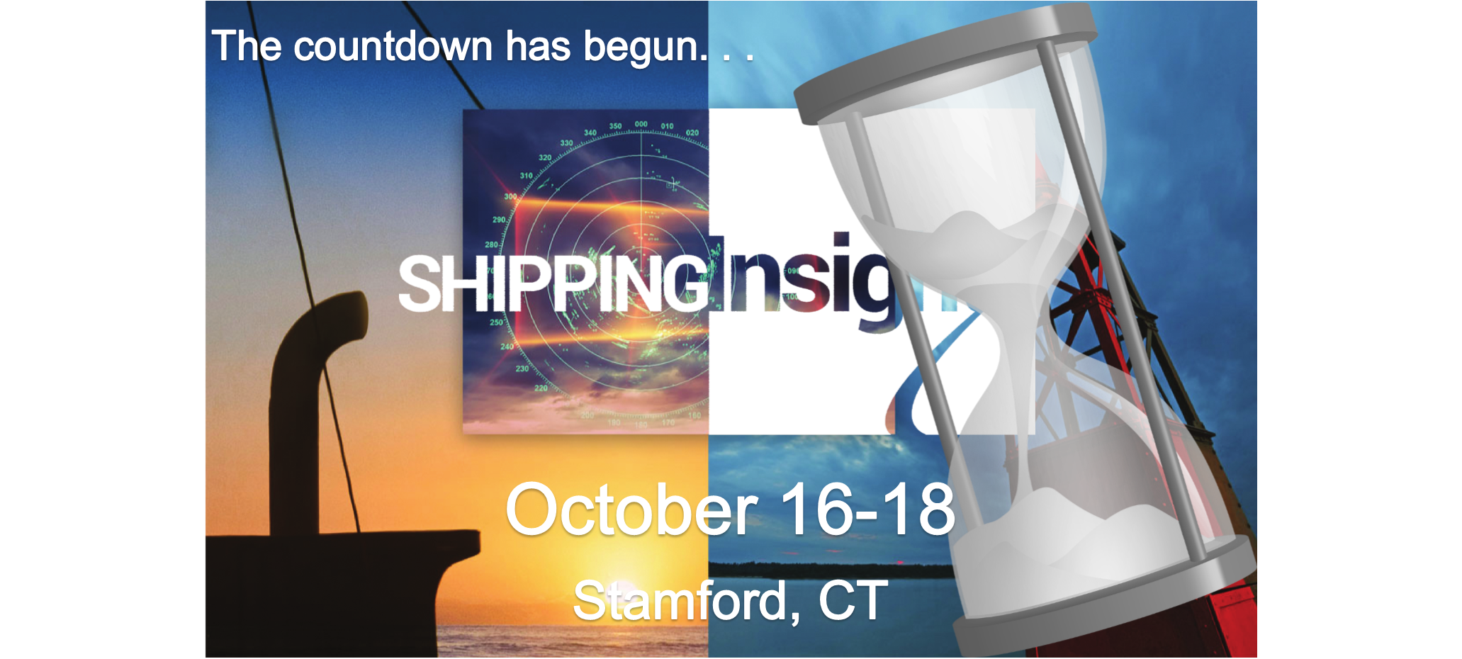 Countdown To SHIPPINGInsight 2018: North America's Premier Shipping Technology Event Convenes In Stamford October 16-18