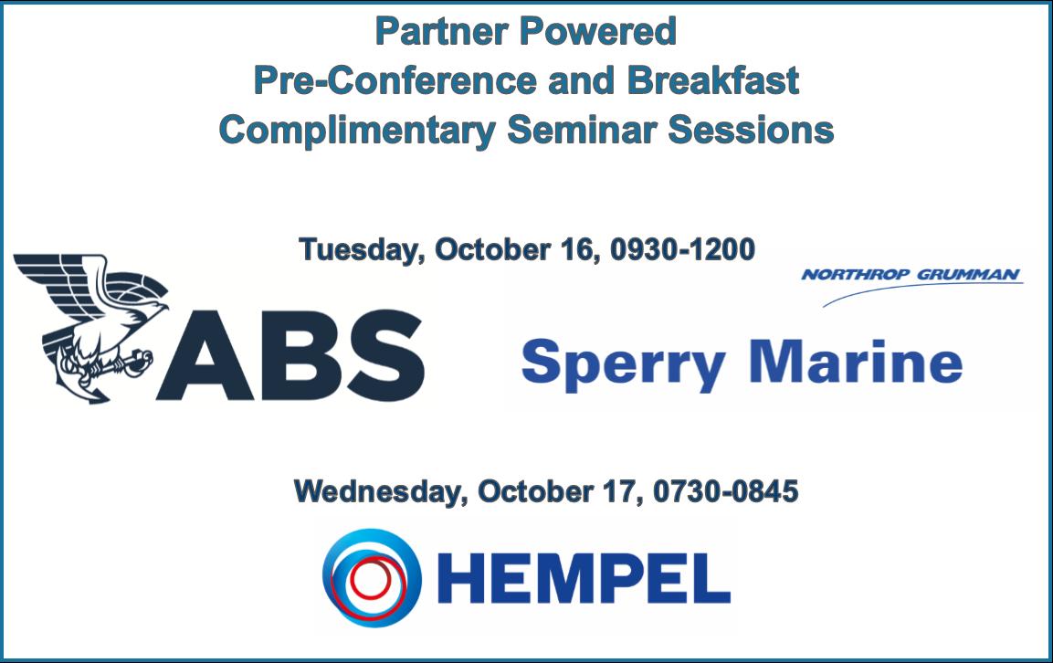 SHIPPINGInsight 2018: Partner Powered Seminar/Breakfast Sessions