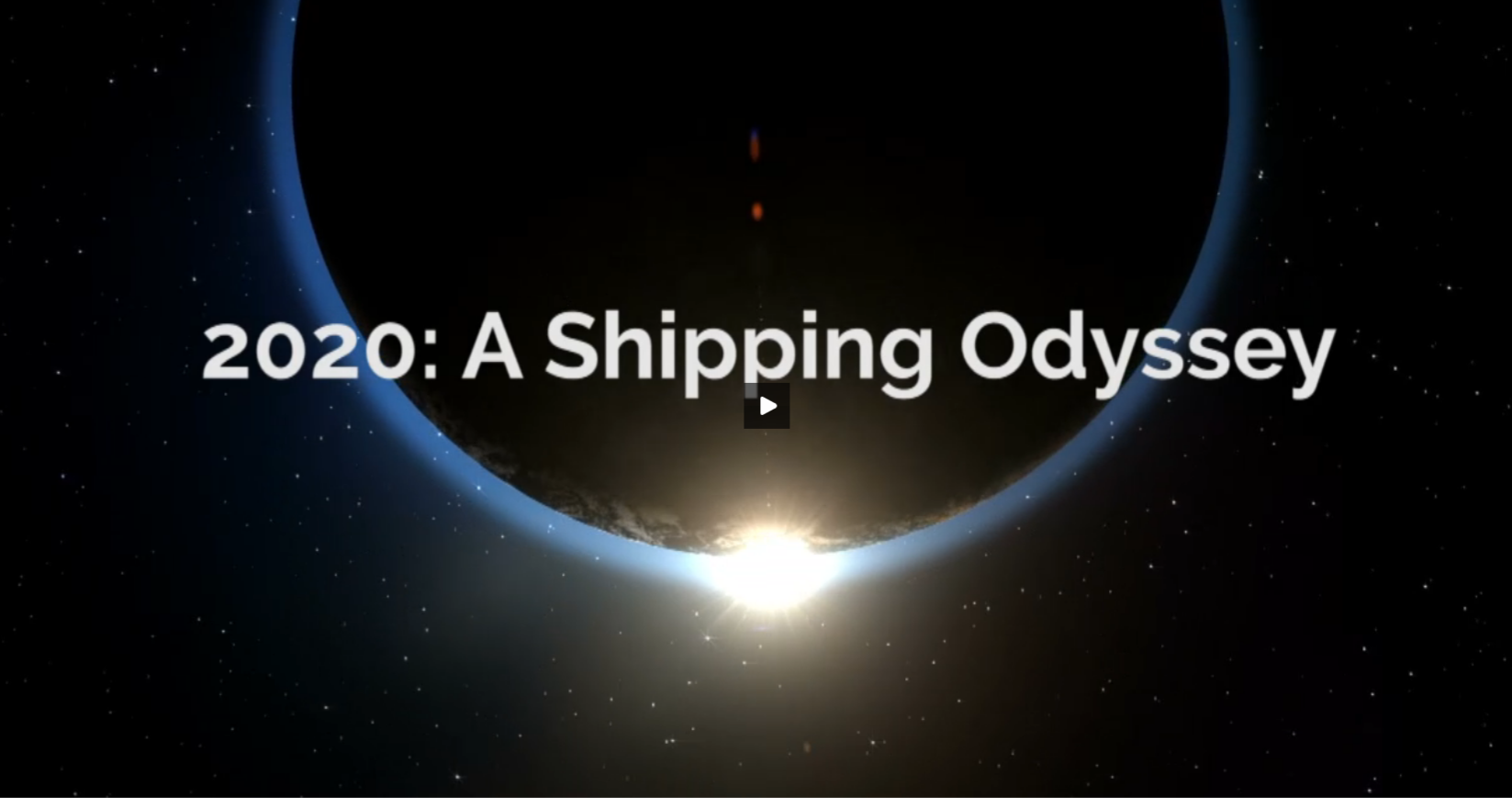 Why SHIPPINGInsight??  Answers And YOUR INVITATION To 2020:  A Shipping Odyssey