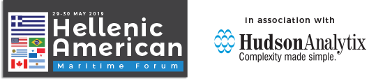 Hellenic American Maritime Forum May 2019 Athens Greece