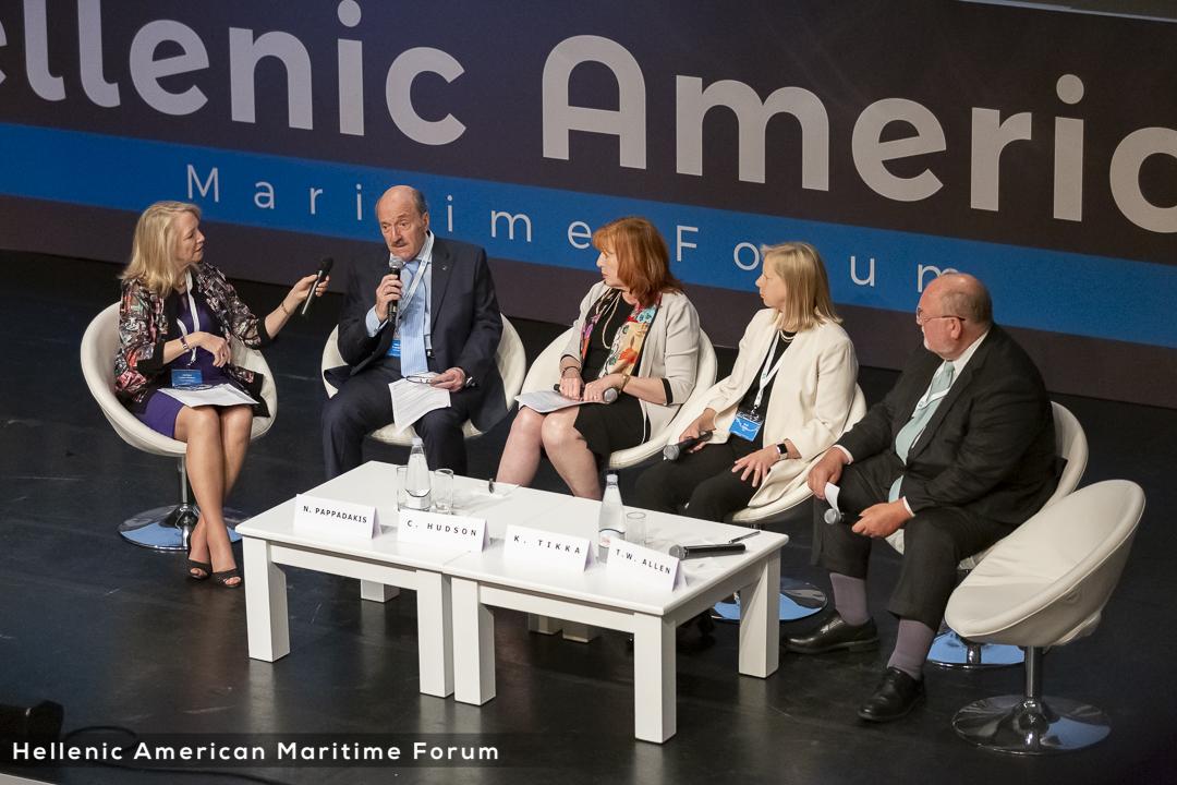 Hellenic American Maritime Forum