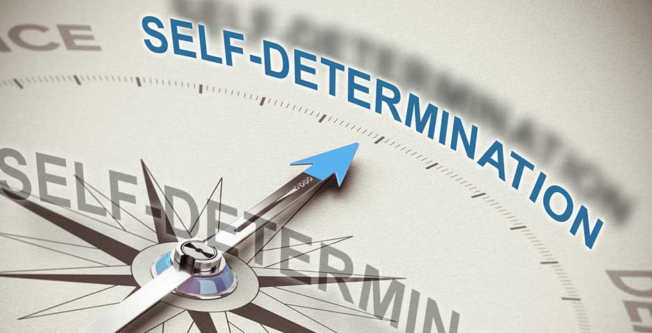 The Power Of Self-Determination