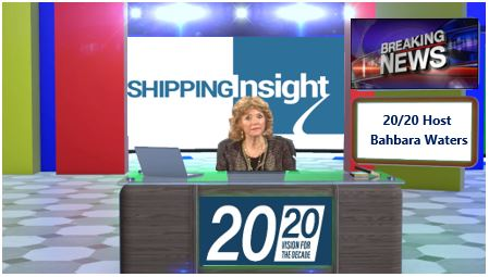 SHIPPINGInsight 20/20 Positioned To Be Industry's Most Dynamic Virtual Conference