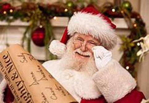 Dear Santa: All I Want For Christmas