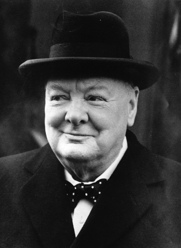 Winston Churchill On Maritime Decarbonization- What Would Winston Do?
