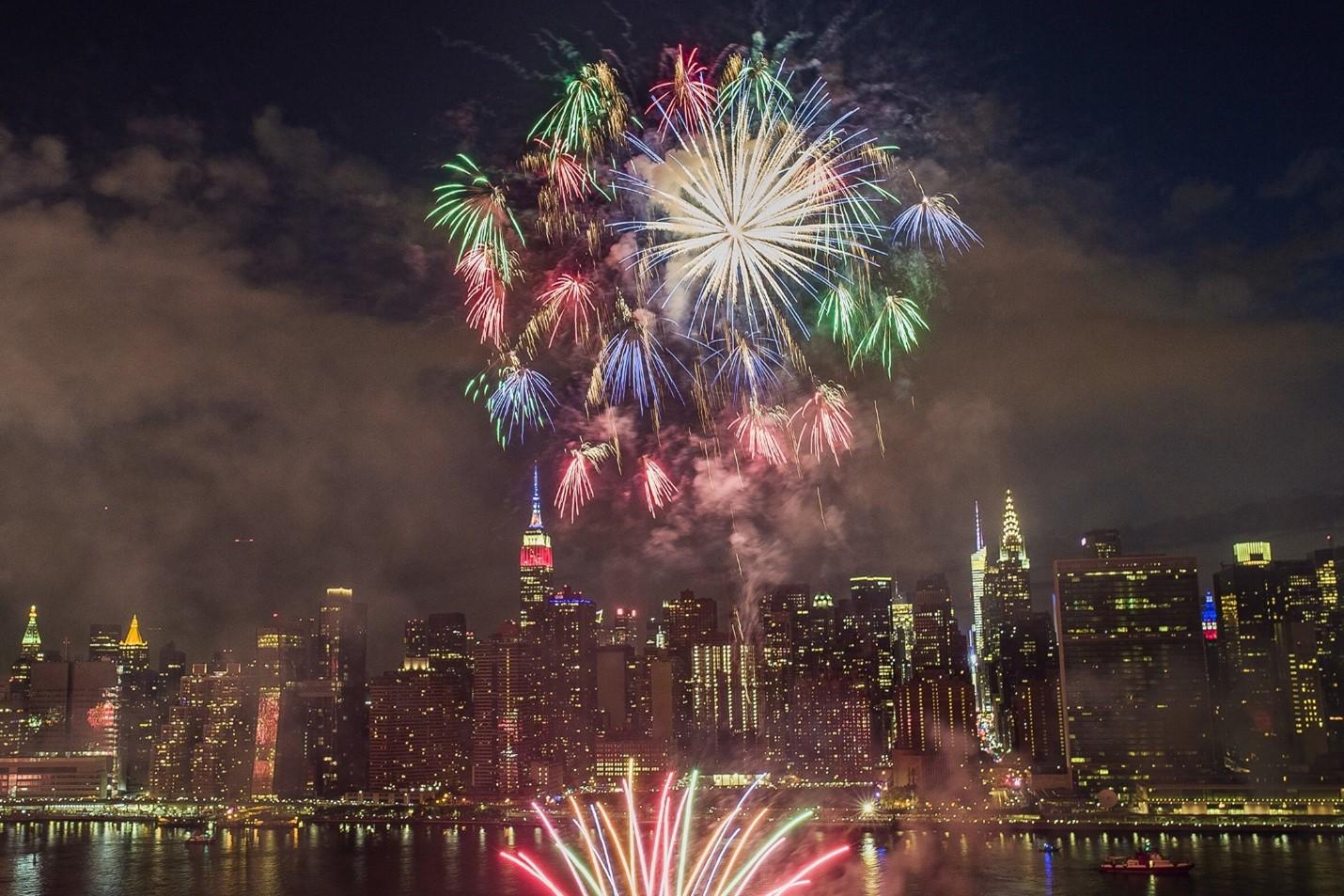 Celebrating Independence And Community